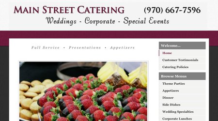 Main Street Catering
