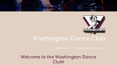 The Washington Dance Club
