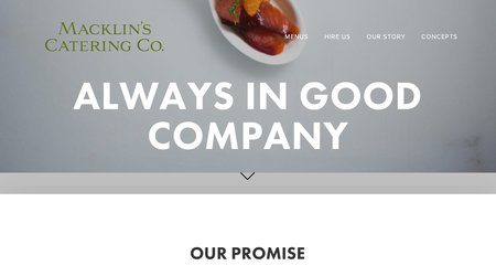 Macklins Catering Company