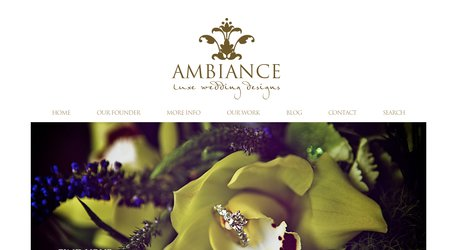Ambiance Luxe Wedding Designs