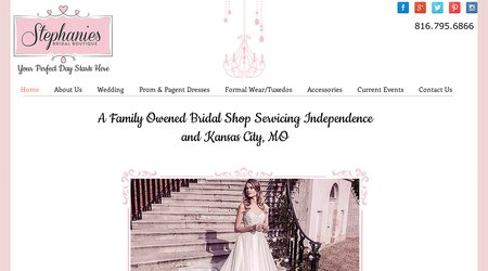 Rosie's Bridal & Formal of Kansas City