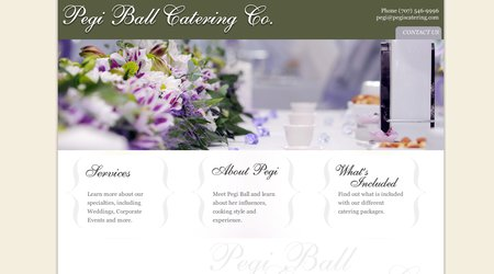 Pegi Ball Catering Co.