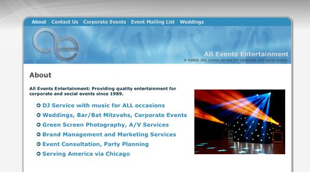 All Events Entertainment