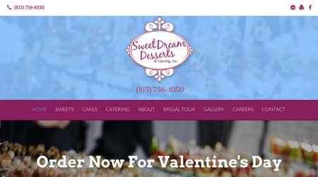 Sweet Dream Desserts & Catering