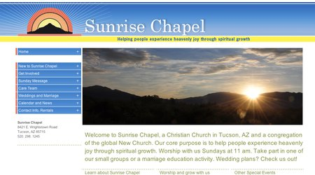 Sunrise Chapel