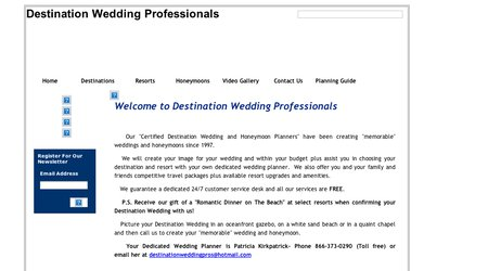Destination Wedding Professionals