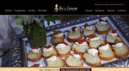 Alex's Catering