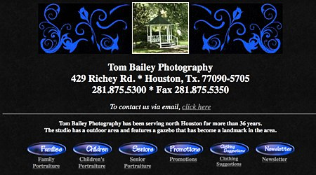 Tom Bailey Photography