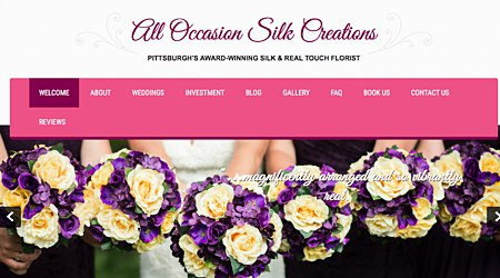 All Occasion Silk Creations
