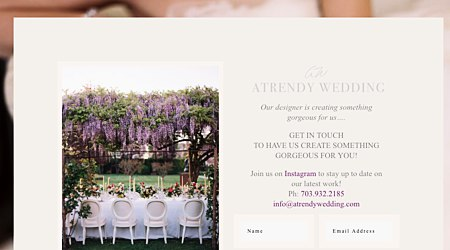 Atrendy Wedding