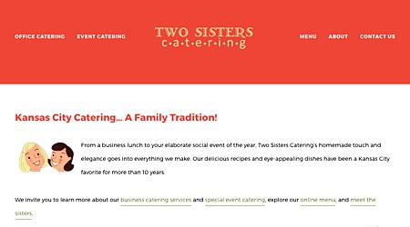 Two Sisters Catering