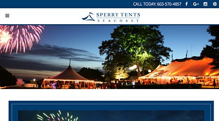 Sperry Tents Seacoast
