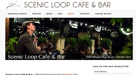 Scenic Loop Cafe