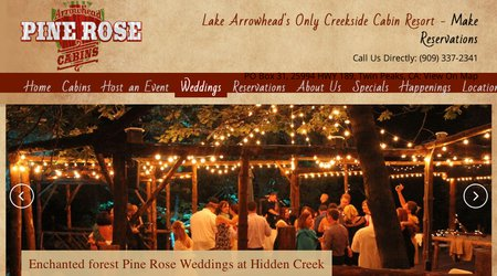 Pine Rose Weddings