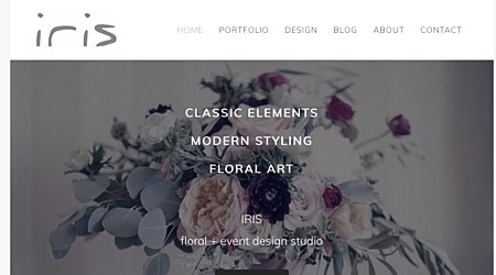 Iris Floral & Event Design Studio