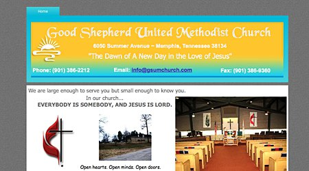 Good Shepherd United Methodist Church