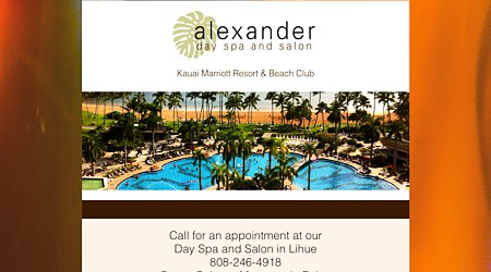 Alexander Day Spa & Salon