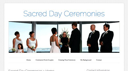 Sacred Day Ceremonies
