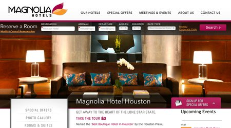 Magnolia Hotel Houston