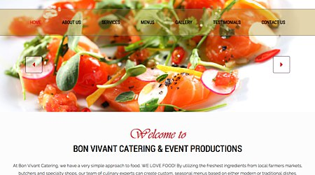 Bon Vivant Catering & Event Productions