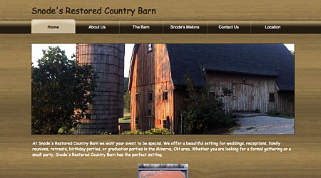 Snode's Restored Country Barn