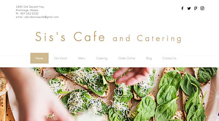 Sis's Cafe and Catering