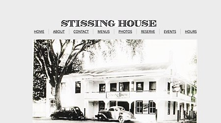 The Stissing House