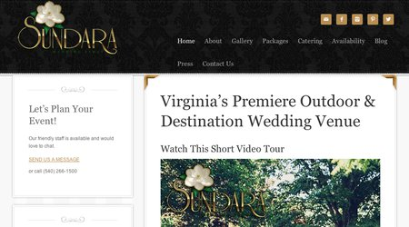 Sundara - Wedding and Event Venue
