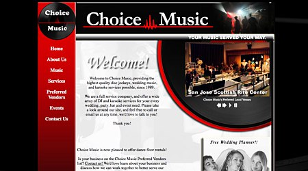 Choice Music San Jose