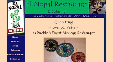 El Nopal Restaurant and Catering