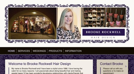 Brooke Rockwell Hair Design