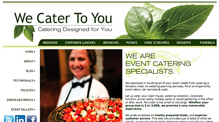 We Cater To You