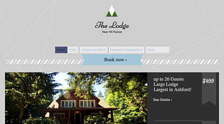 The Lodge Near Rainier