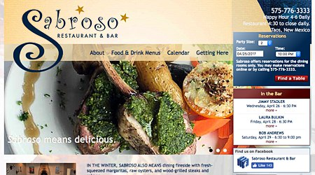 Sabroso Restaurant and Bar
