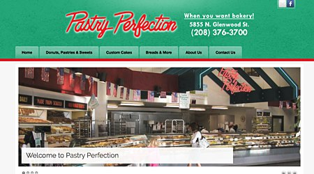 Pastry Perfection Bakery