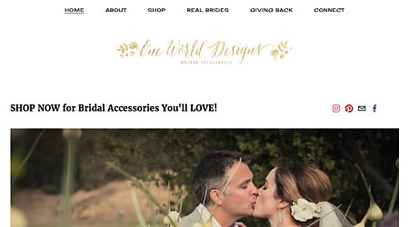 One World Designs Bridal Jewelry