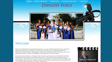Dight Ford Video & Photograpphy