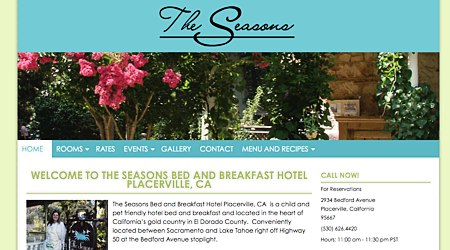 The Seasons Bed & Breakfast Hotel