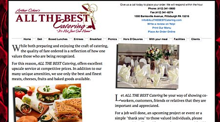 All The Best Catering