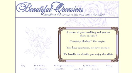 Beautiful Occasions