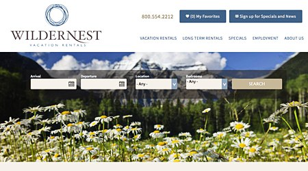 Wildernest Lodging