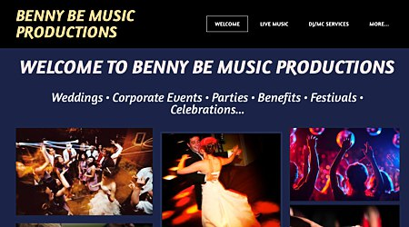 Benny Be Music Productions