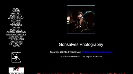 Gonsalves Photography