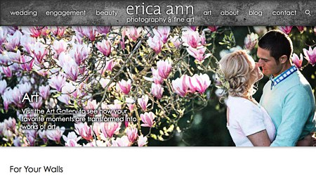 Erica Ann Photography & Fine Art