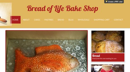Bread of Life Bake Shop
