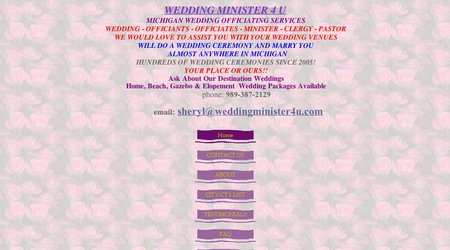 WeddingMinister4U