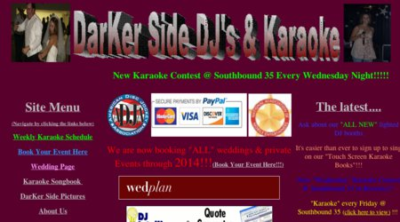 DarKer Side DJ's & Karaoke