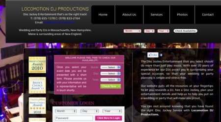 Locomotion DJ Productions