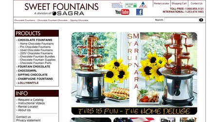 Sweet Fountains, LLC