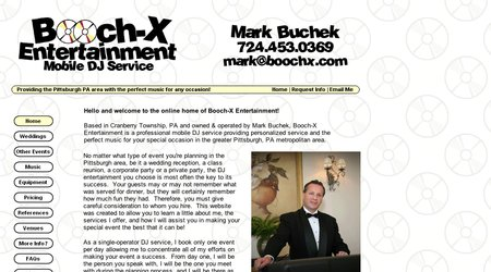 Booch-X Entertainment